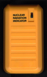 Индикатор радиактивности- счётчик Гейгер